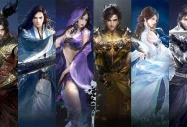 Art for Chinese MMORPG Category