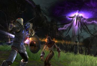 Screen from Classless MMORPG for Category
