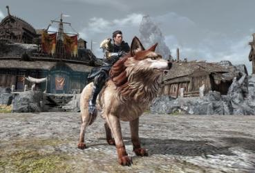 Screen for MMO Games with Pets Category