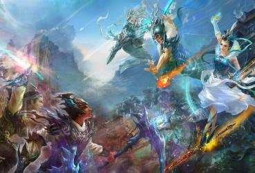 Art for MMORPG Category EnyGames