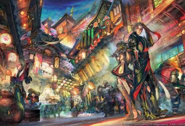 Art for MMORPG From 2004 Category