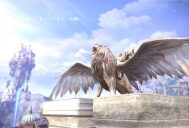 MMORPG with Flying Mounts cover image for category