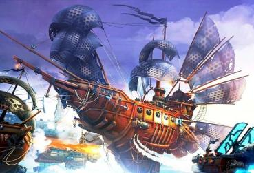 Image from Allods for MMORPG with Pirates