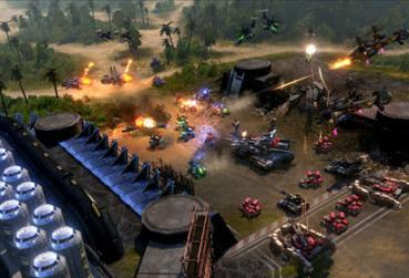 Art for MMORTS Games From 2013 Category