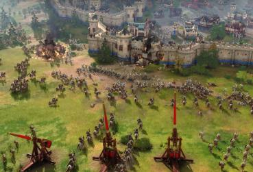 Art for MMORTS Games From 2020 Category