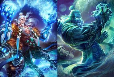 Art for MOBA Games From 2019 Category