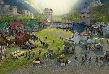 Medieval Browser Games for PC Art