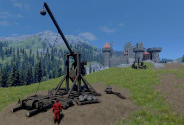 Screen for Medieval MMO Games Category