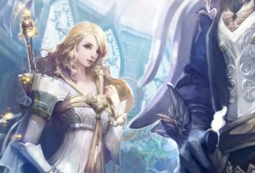 Art from Aion for NCSoft MMORPG List