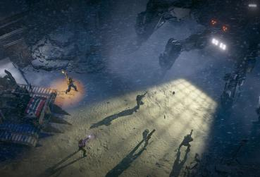 Screen from Wasteland 3 for Post Apocalyptic Browser Games Category