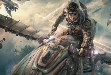 Art for Steampunk MMO Games Category