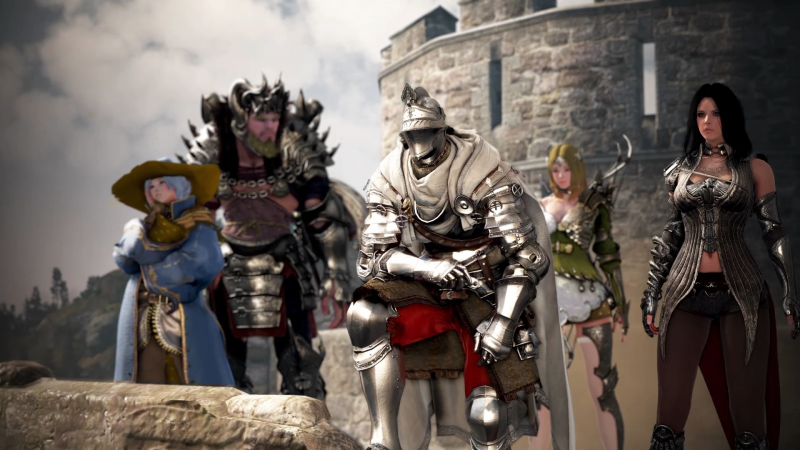 Black Desert Online Physical Prestige Edition for PS4 and Xbox Announce