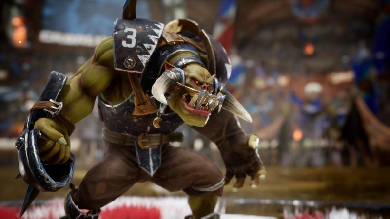 Blood Bowl 3 Fantasy American Footbal Simulator Release Date 2021