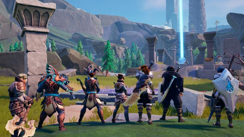 Frozen Flame Survival MMO Closed Beta Testing Stage September 15th