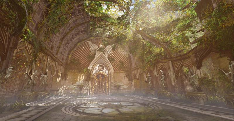 "ArcheAge Unchained ""Ipnysh Sanctuary"" Release Screenshot"
