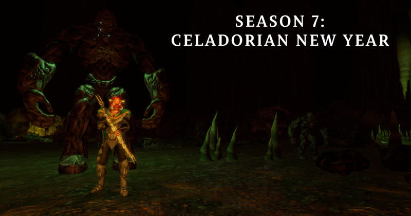 Legends of Aria MMORPG Early Access Release Season 7