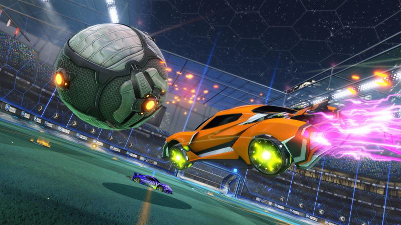 Rocket League moves from Steam to Epic Games Store