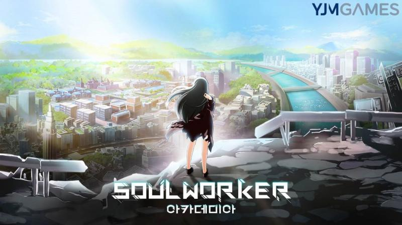 SoulWorker Academia Mobile Action MMORPG Housing System