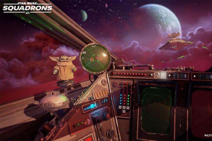 Star Wars: Squadrons Mandalorian-themed content update 2020