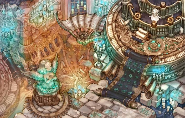 Tree of Savior Scars of Fate Fantasy MMORPG Update 13