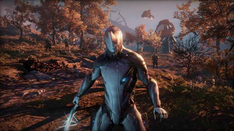 Warframe PS5 version Announce and Release Date 2020