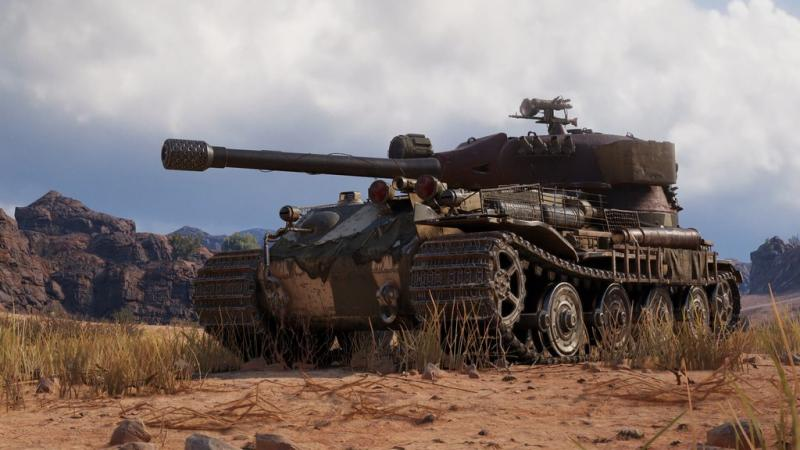 World of Tanks Renaissance Event Update 1.11.1